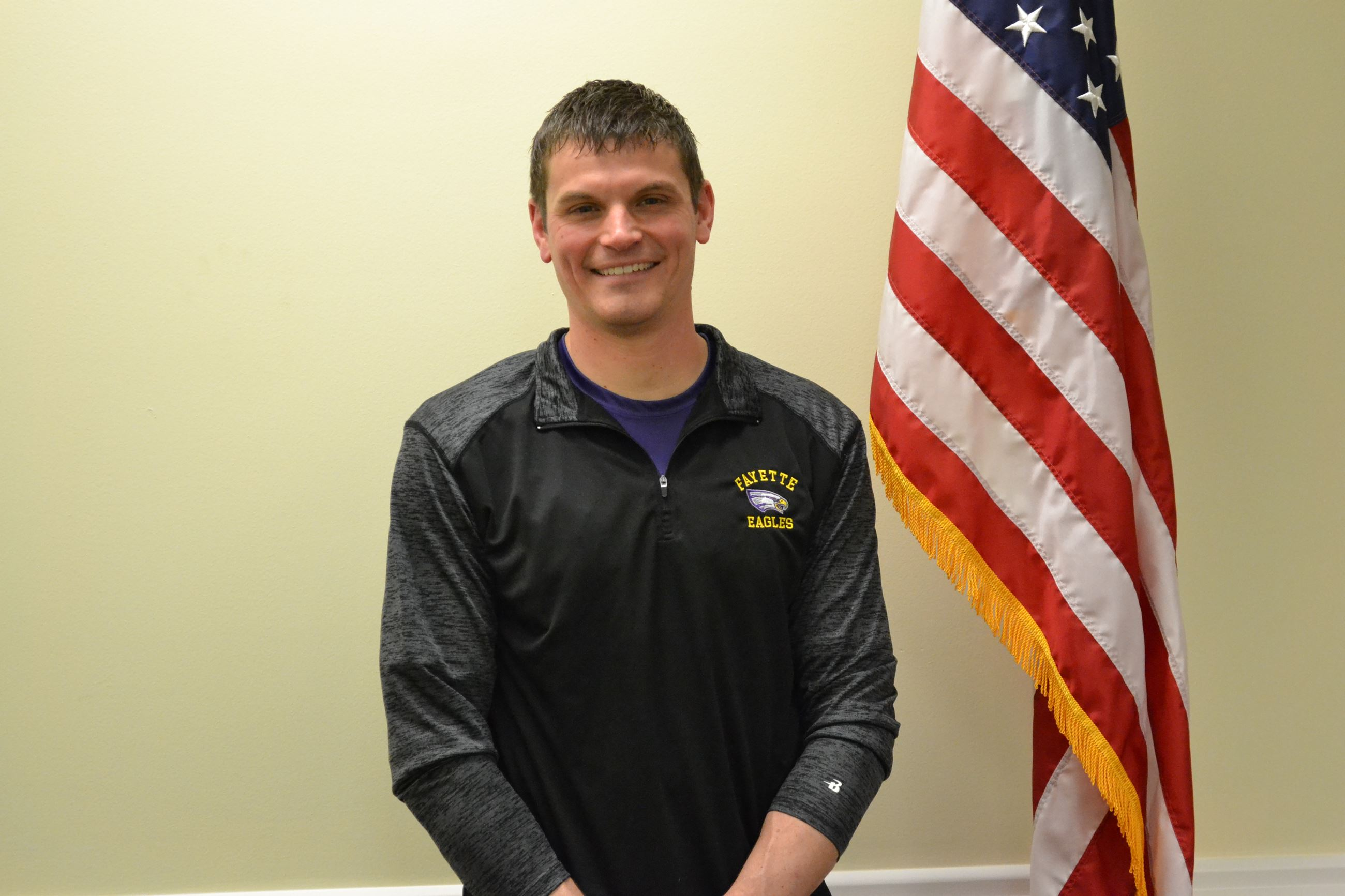 Council Member - Bryan Stambaugh (Image)
