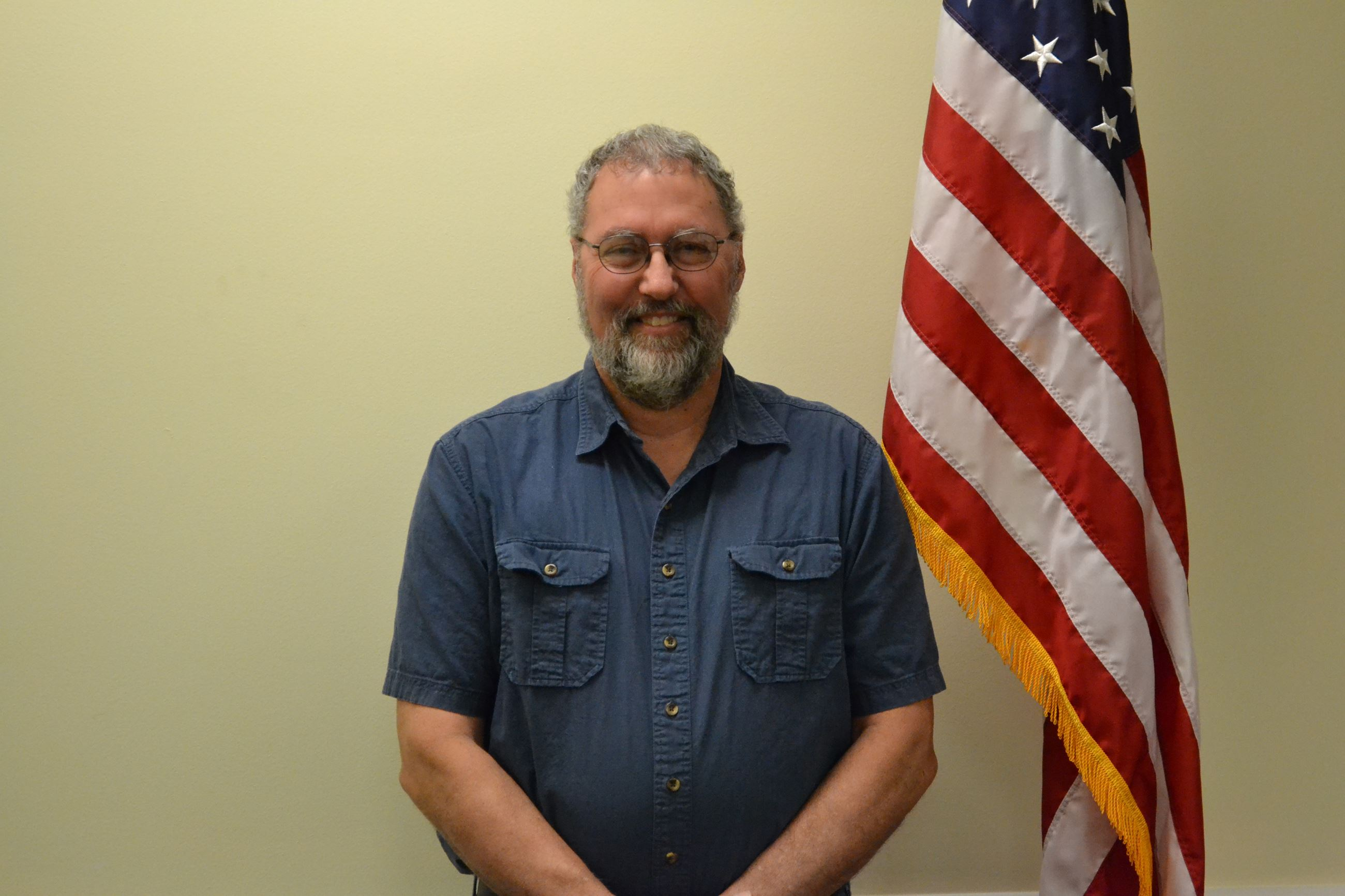 Mayor - David Borer (Image)